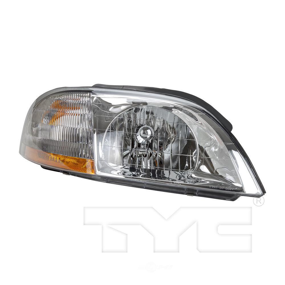TYC - Headlight - TYC 20-5537-90