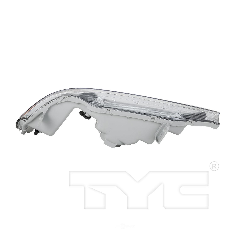TYC - Headlight Lens Housing - TYC 20-5565-01