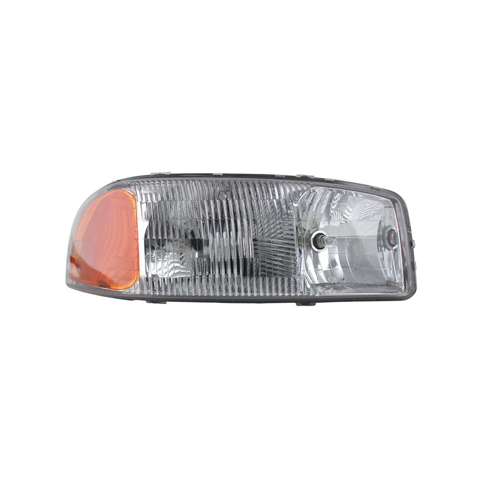 TYC - Capa Certified Headlight - TYC 20-5567-00-9