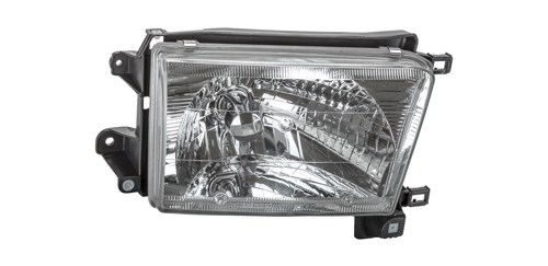 TYC - Headlight - TYC 20-5651-00