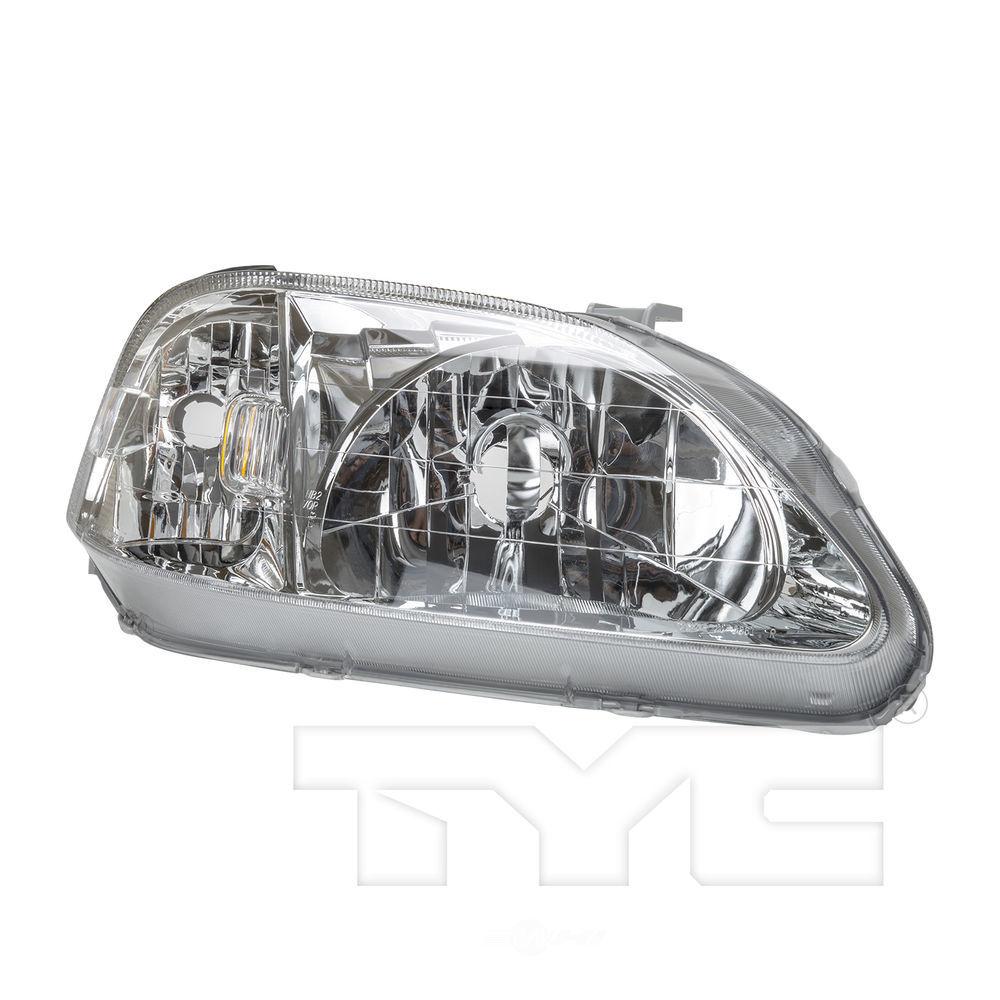 TYC - Headlight - TYC 20-5661-01
