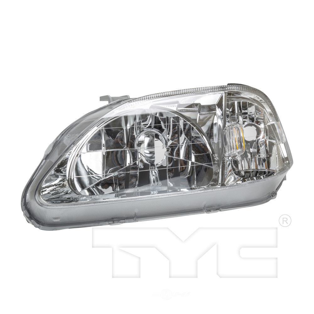 TYC - Headlight - TYC 20-5662-01