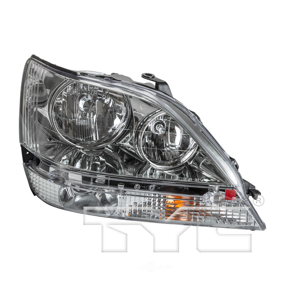 TYC - Headlight - TYC 20-5807-90