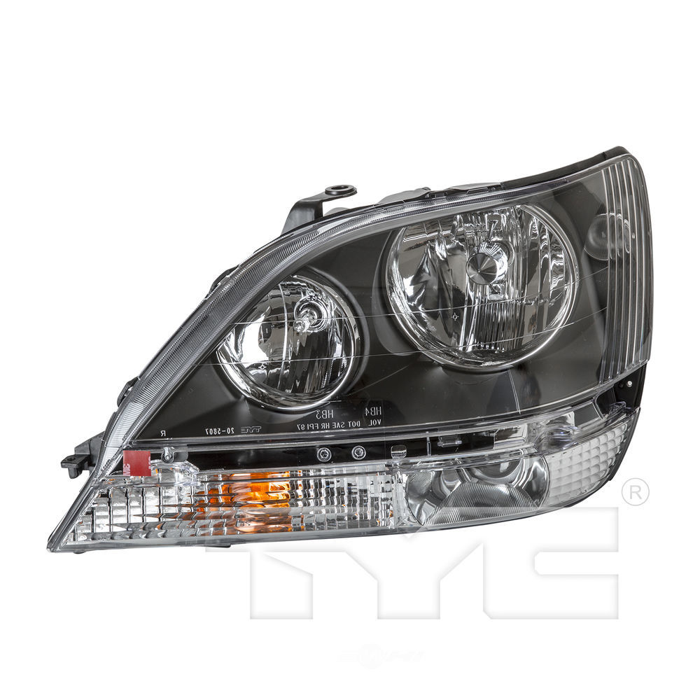 TYC - Headlight - TYC 20-5808-00
