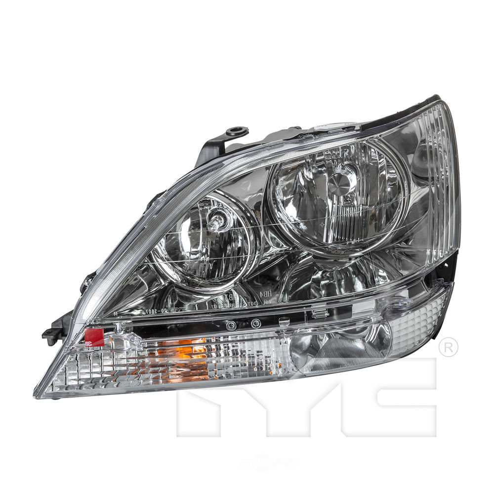 TYC - Headlight - TYC 20-5808-90