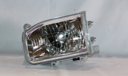 TYC - Headlight - TYC 20-5824-00