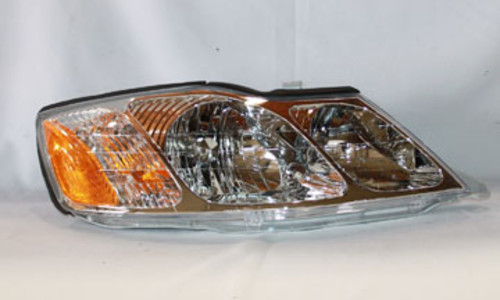 TYC - Headlight - TYC 20-5853-00