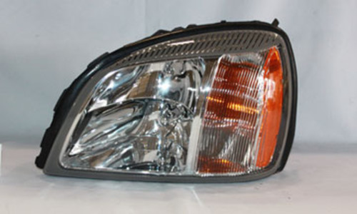 TYC - Headlight - TYC 20-5856-00