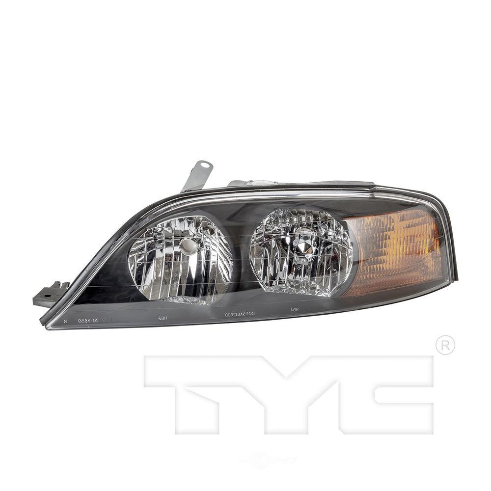 TYC - Headlight - TYC 20-5860-01