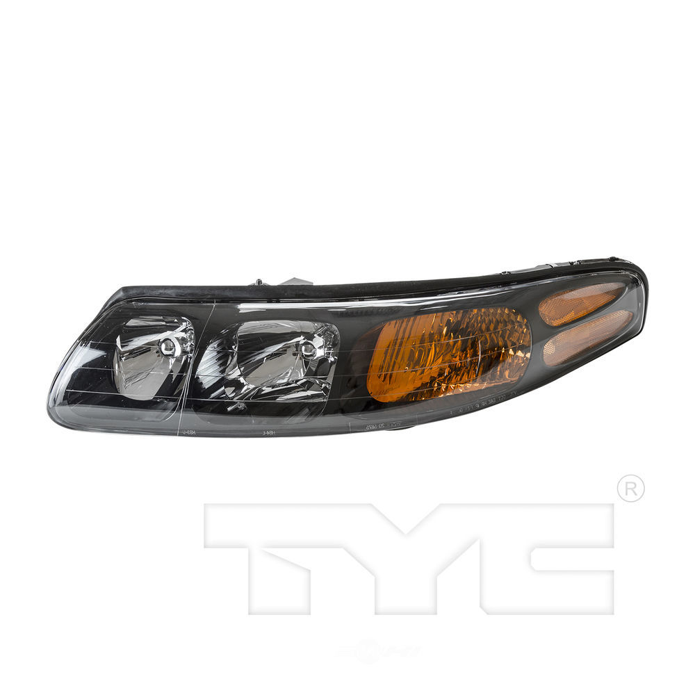 TYC - Headlight - TYC 20-5876-00