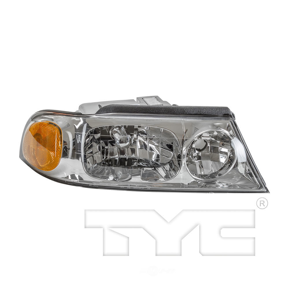 TYC - Headlight - TYC 20-5877-00
