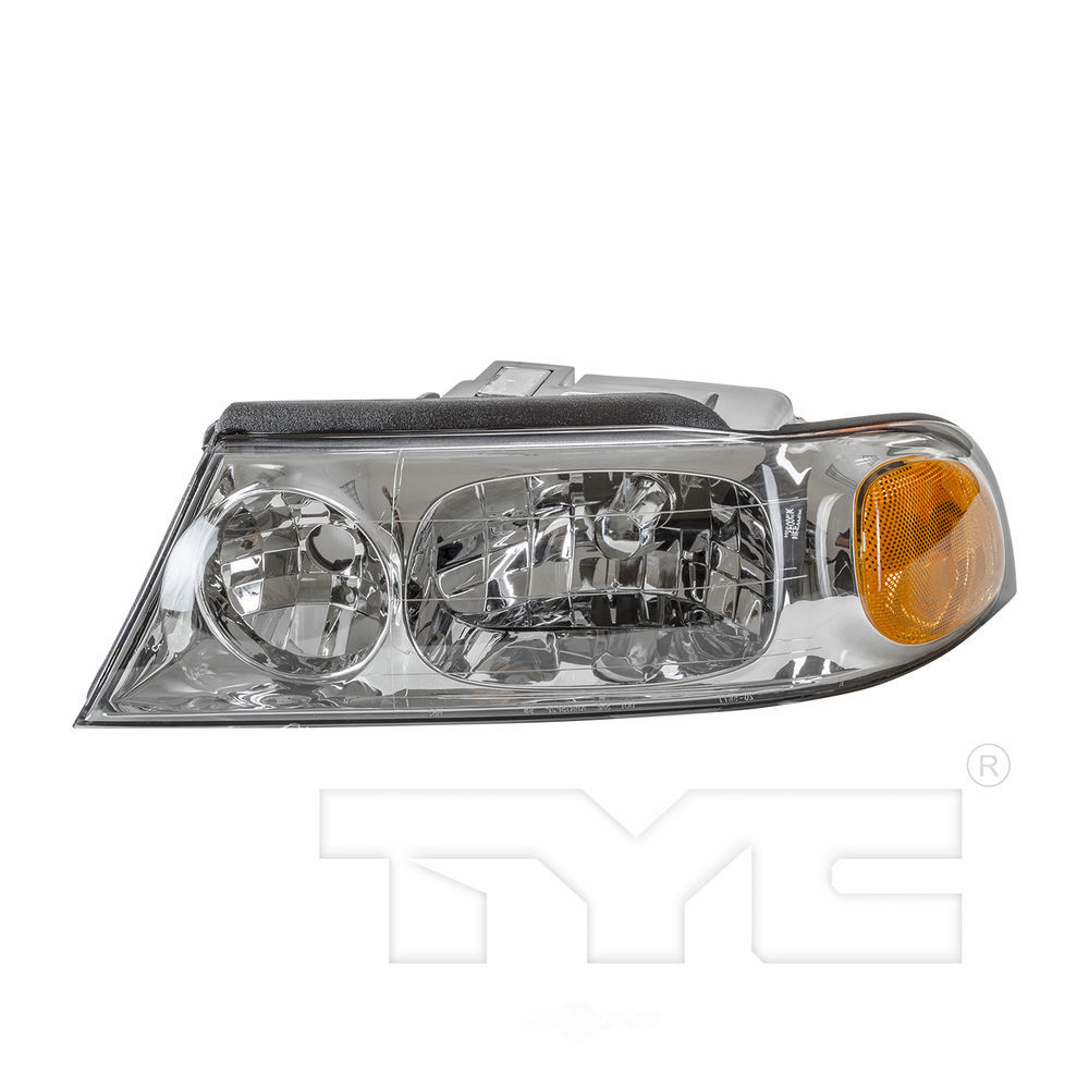 TYC - Headlight - TYC 20-5878-00