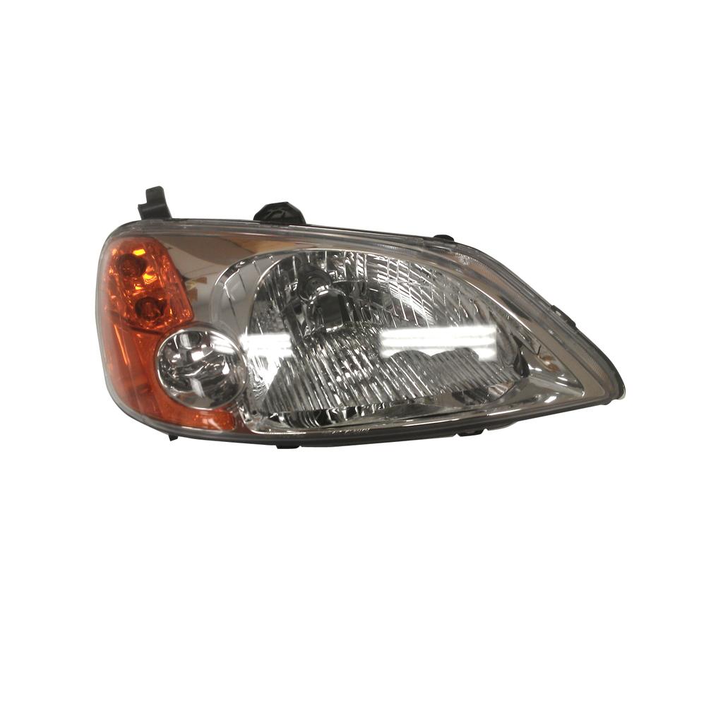 TYC - Headlight - TYC 20-5949-00