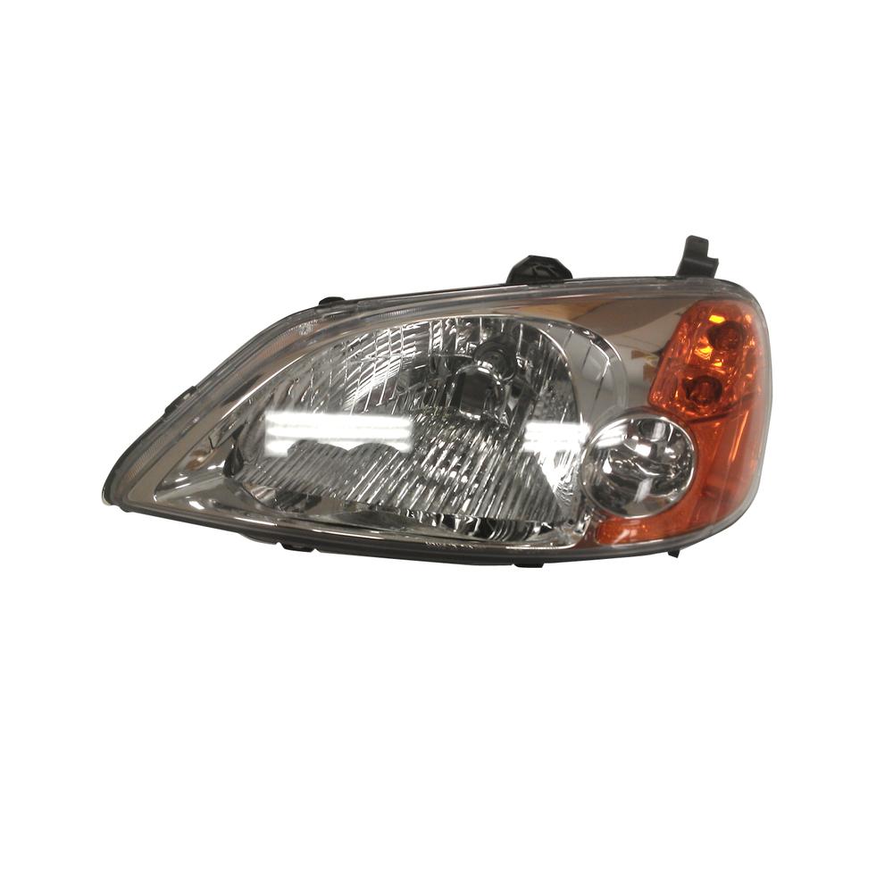 TYC - Headlight - TYC 20-5950-00