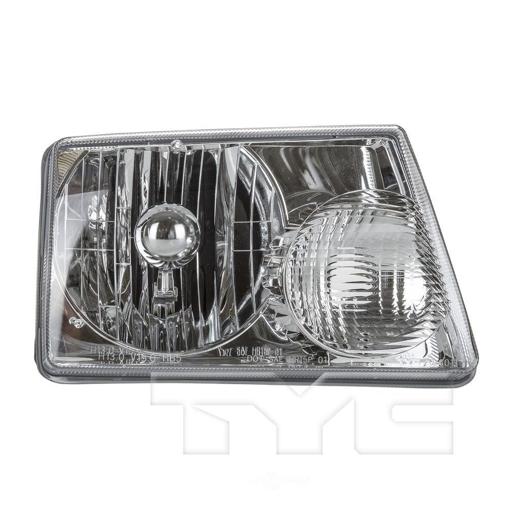 TYC - Headlight - TYC 20-6013-00