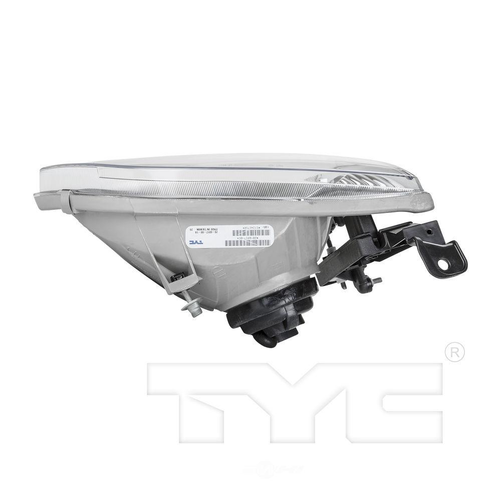 TYC - Headlight Assembly - TYC 20-6017-00