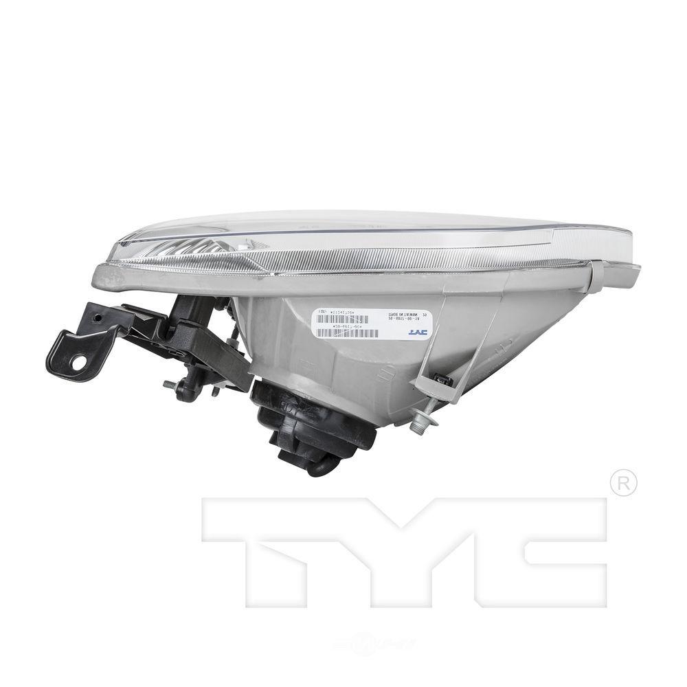 TYC - Headlight Assembly - TYC 20-6018-00