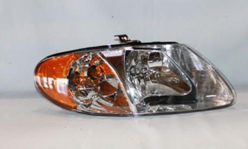 TYC - Headlight - TYC 20-6021-00