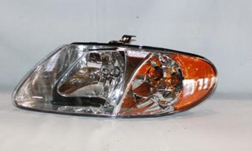 TYC - Headlight - TYC 20-6022-00