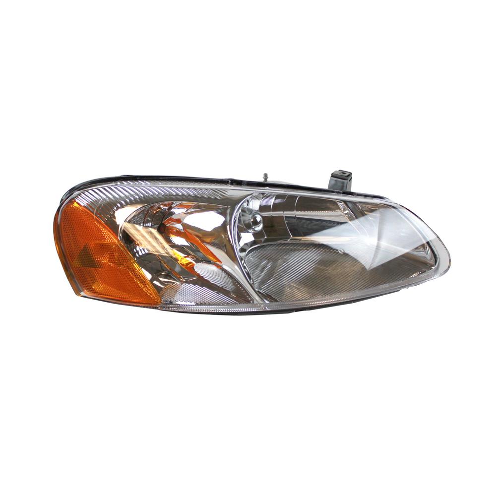 TYC - Capa Certified Headlight - TYC 20-6041-00-9