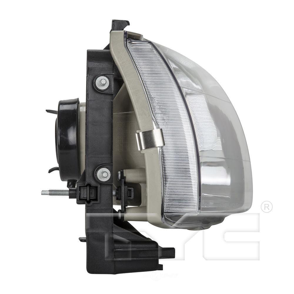 TYC - Headlight Assembly - TYC 20-6073-00