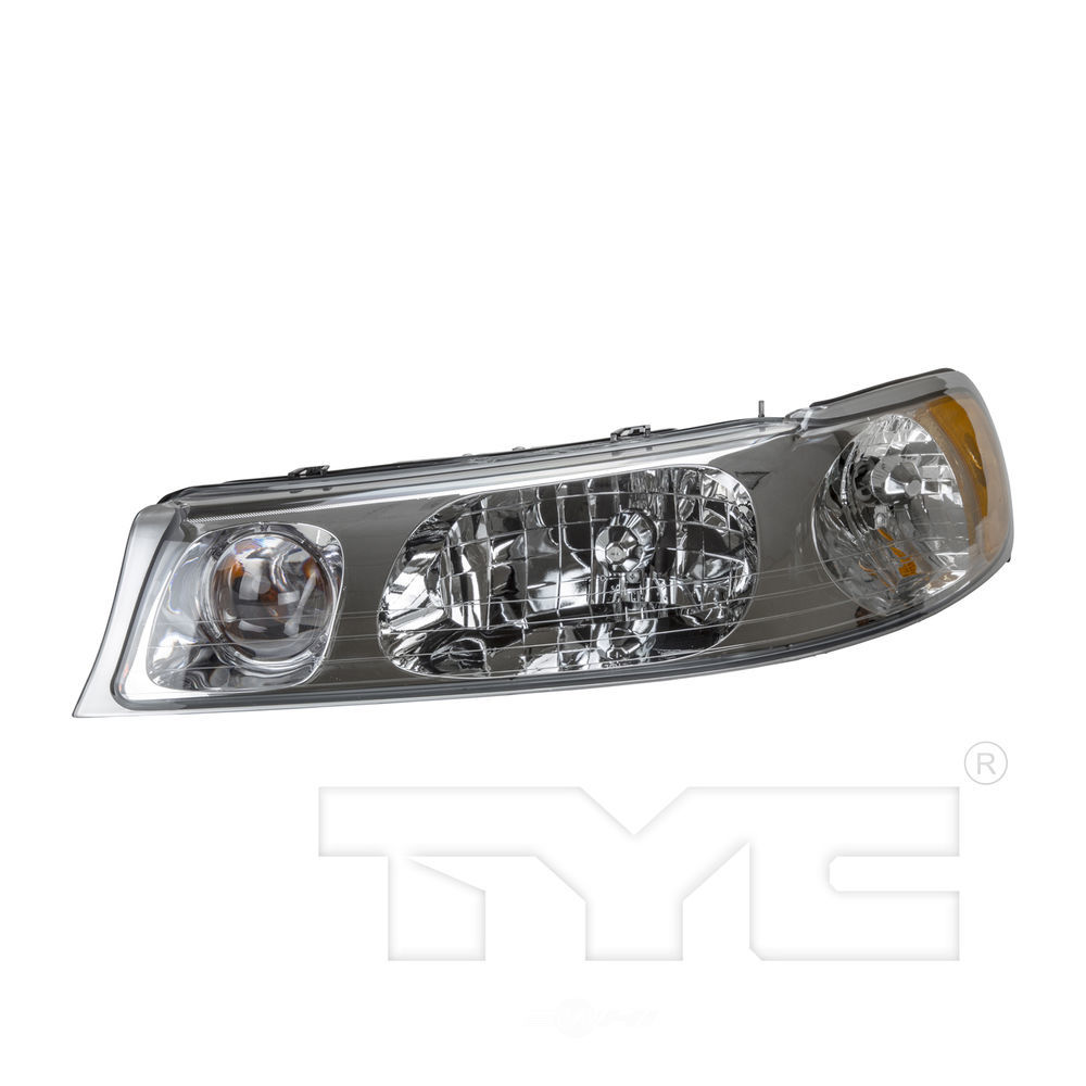 TYC - Headlight - TYC 20-6086-00