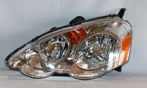 TYC - Headlight - TYC 20-6278-00