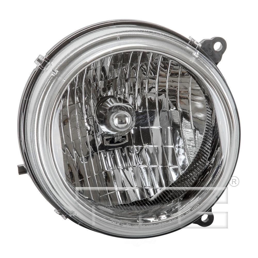 TYC - Headlight - TYC 20-6289-00
