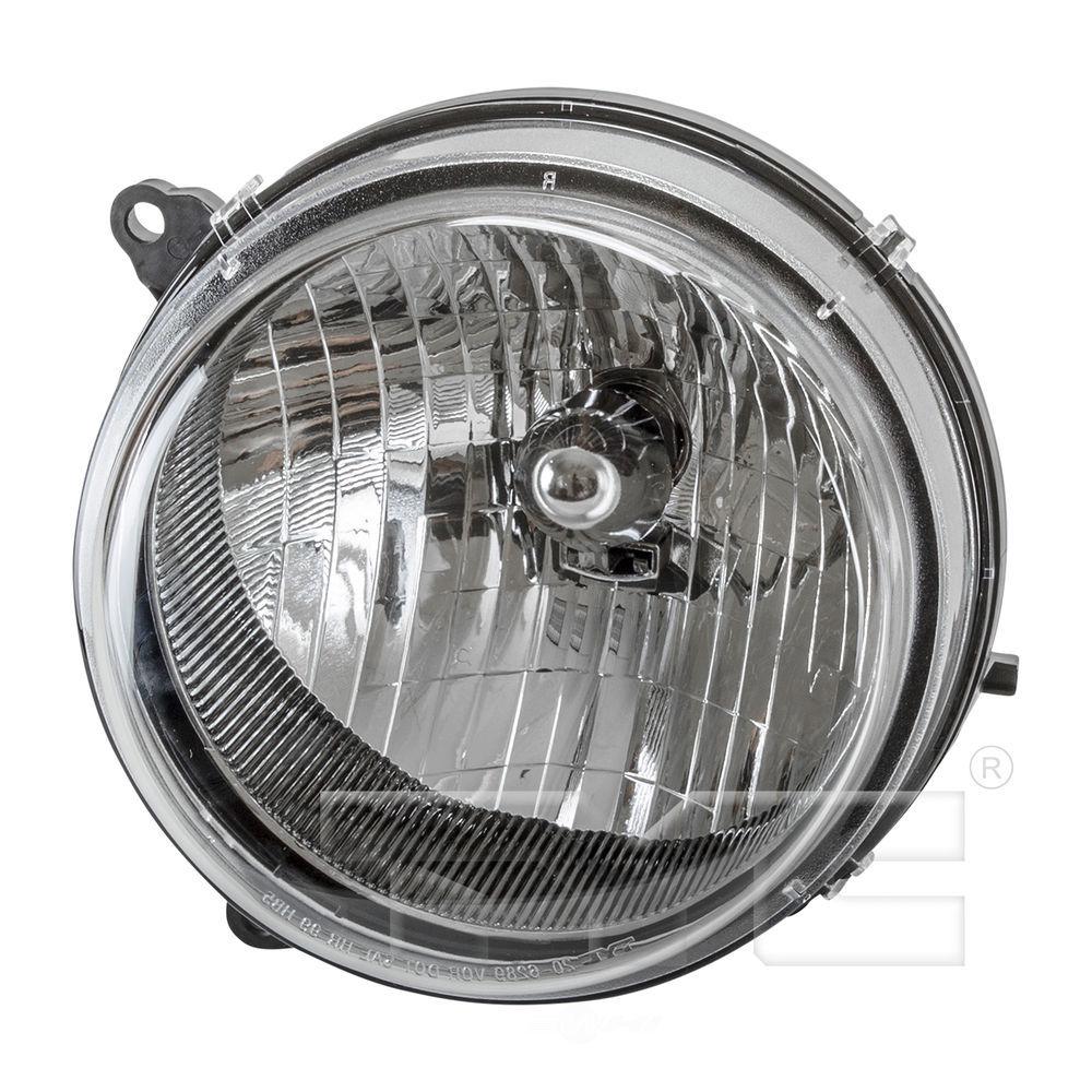 TYC - Headlight - TYC 20-6290-90