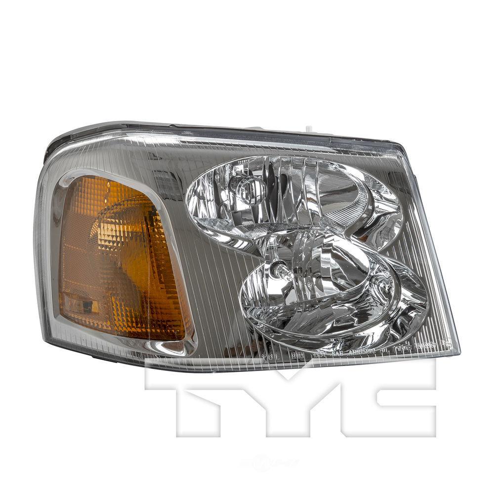 TYC - Headlight - TYC 20-6367-00
