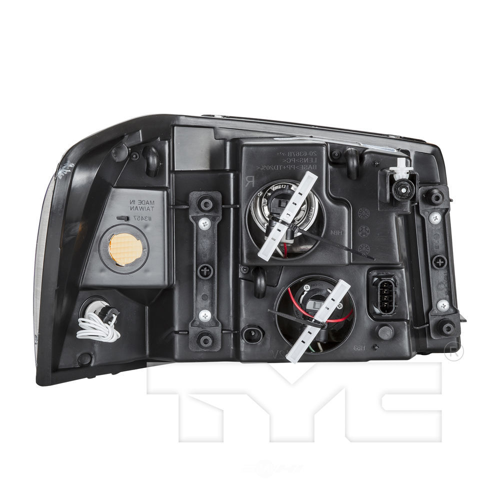 TYC - Headlight - TYC 20-6368-00