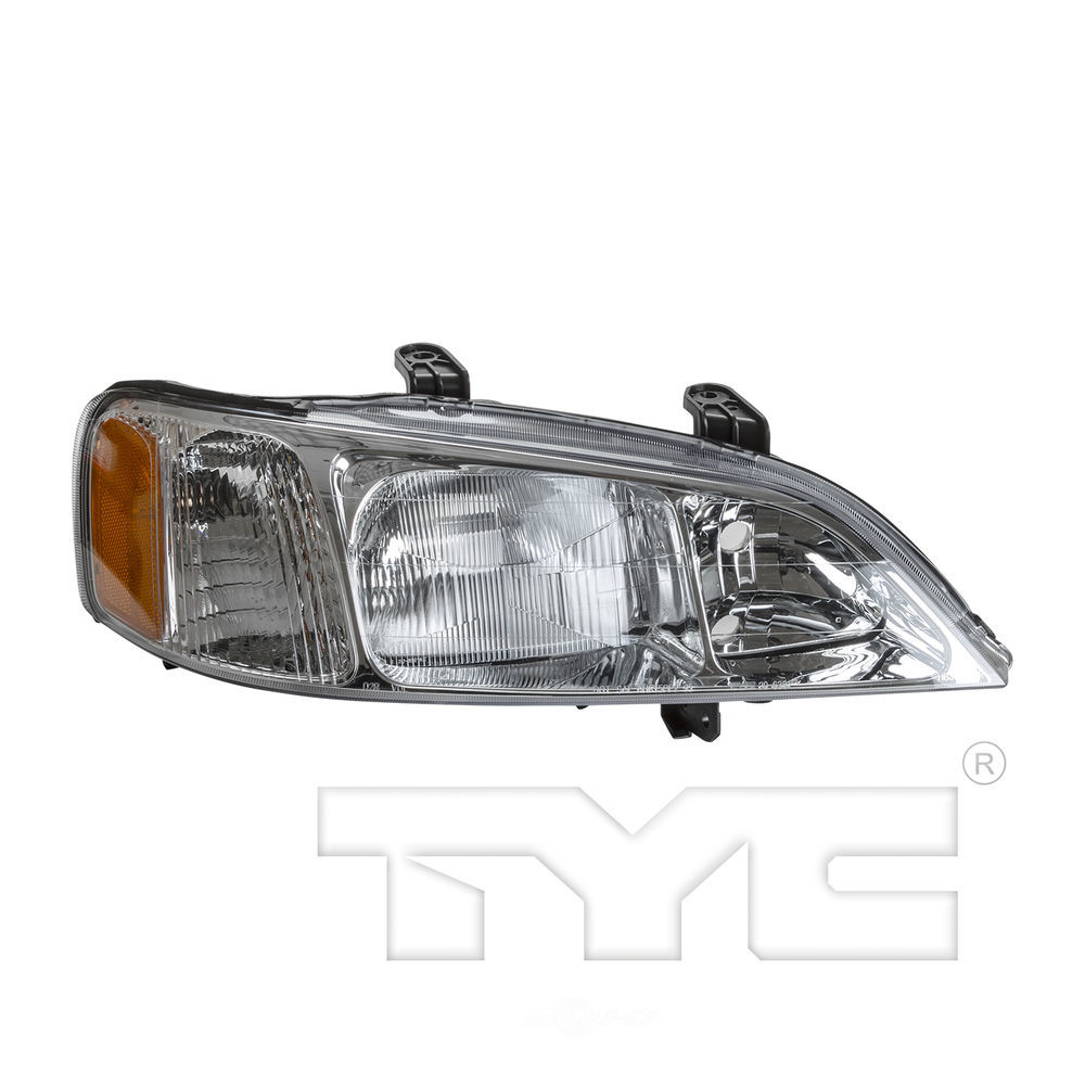 TYC - Headlight Lens Housing - TYC 20-6381-01