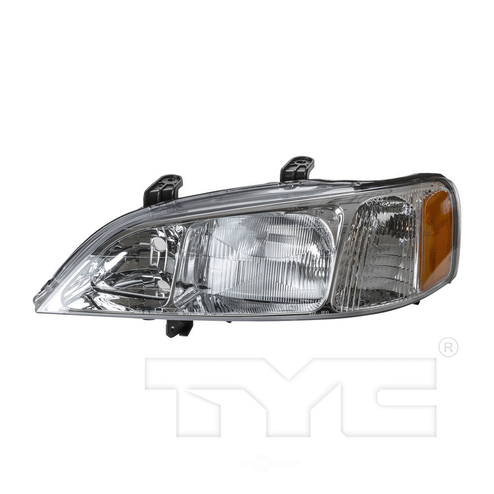 TYC - Headlight Lens Housing - TYC 20-6382-01