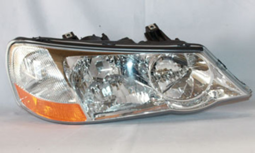TYC - Headlight Lens Housing - TYC 20-6429-01