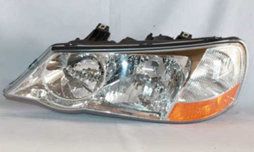 TYC - Headlight Lens Housing - TYC 20-6430-01