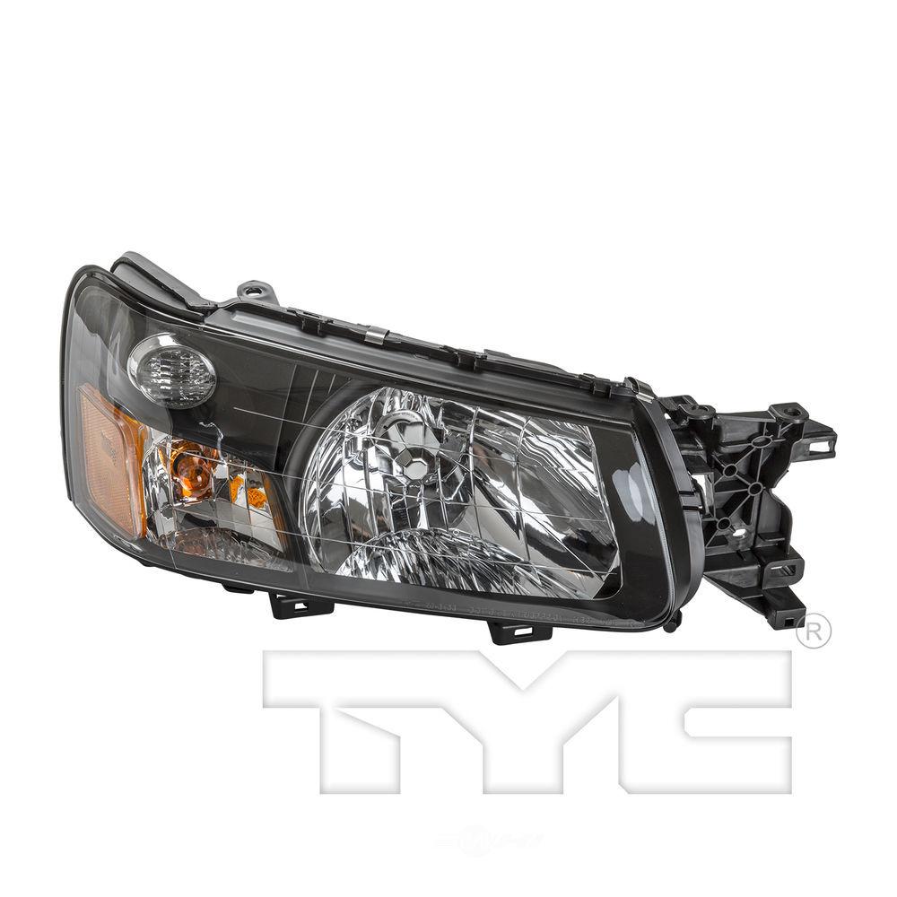 TYC - Headlight - TYC 20-6433-00