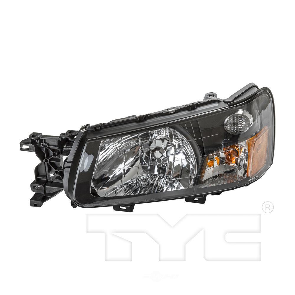 TYC - Headlight - TYC 20-6434-00