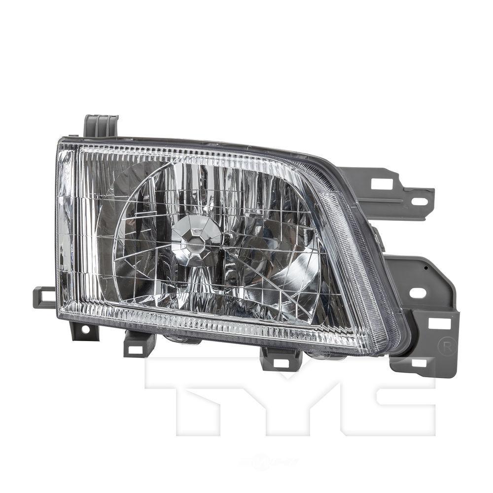 TYC - Headlight - TYC 20-6461-00