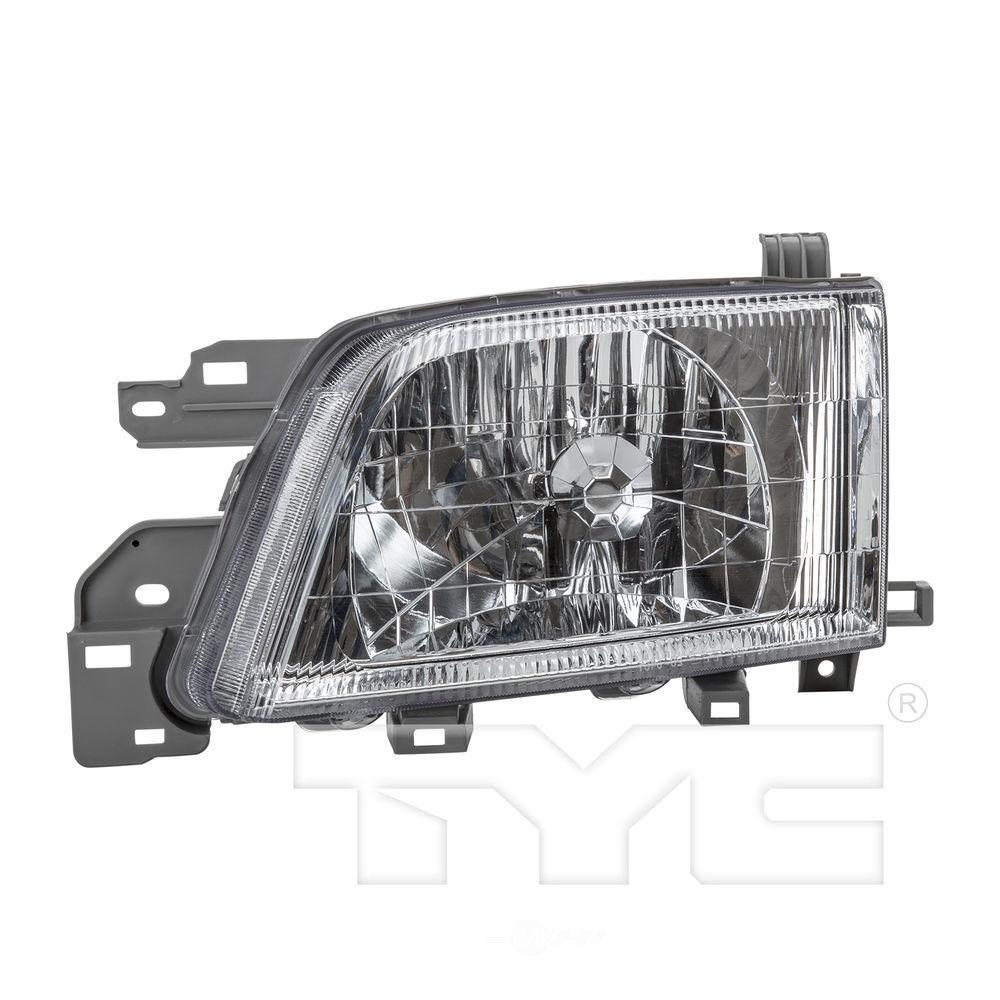 TYC - Headlight - TYC 20-6462-00