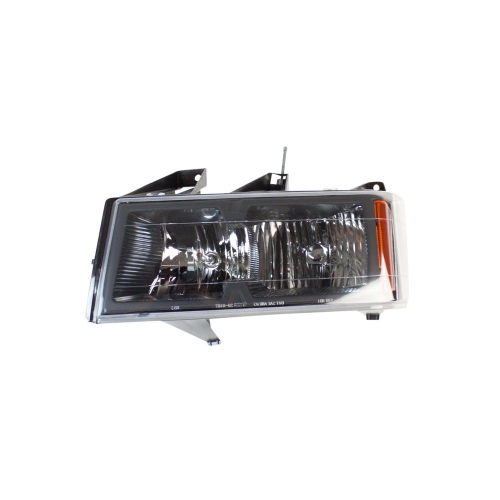TYC - Capa Certified Headlight - TYC 20-6468-00-9