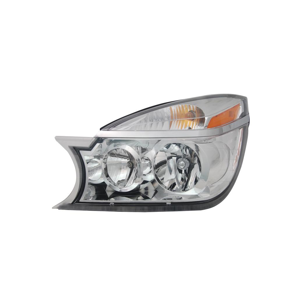 TYC - Headlight - TYC 20-6544-80