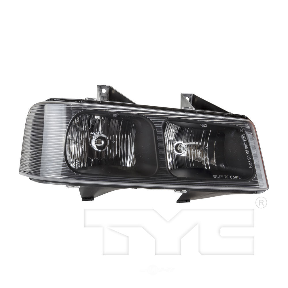 TYC - Headlight - TYC 20-6581-00