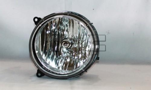 TYC - Capa Certified Headlight - TYC 20-6594-00-9
