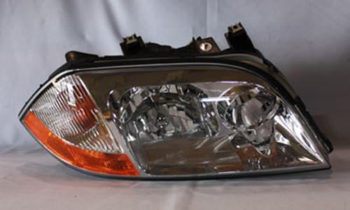 TYC - Headlight - TYC 20-6613-01