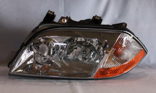 TYC - Headlight - TYC 20-6614-01