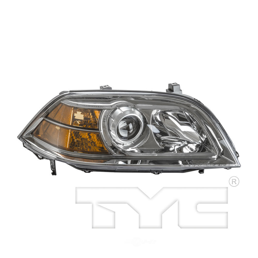 TYC - Headlight Lens Housing - TYC 20-6615-01