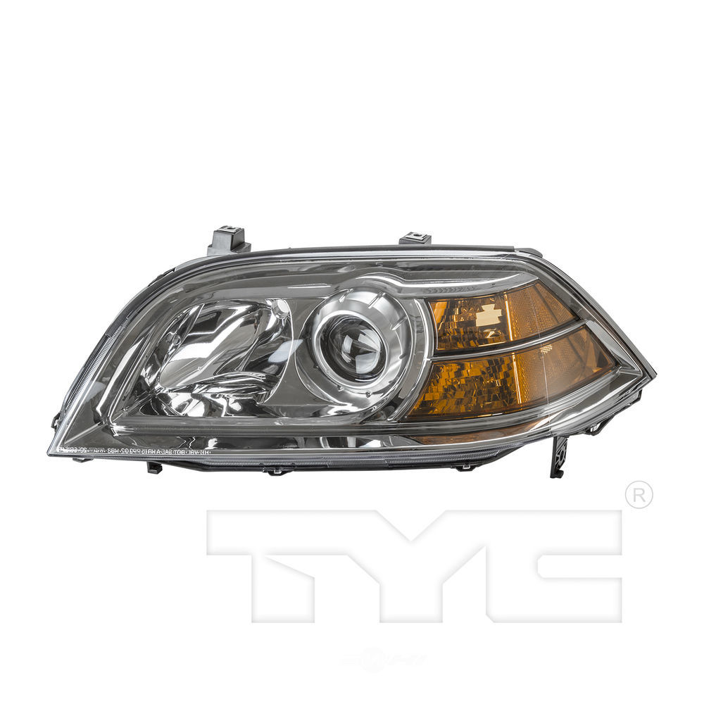 TYC - Headlight Lens Housing - TYC 20-6616-01