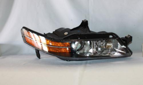 TYC - Headlight - TYC 20-6617-01
