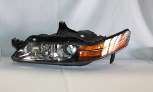 TYC - Headlight - TYC 20-6618-01
