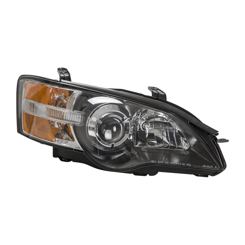 TYC - Headlight - TYC 20-6621-00